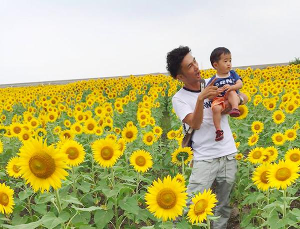 父親としての成長(中島敏喜)