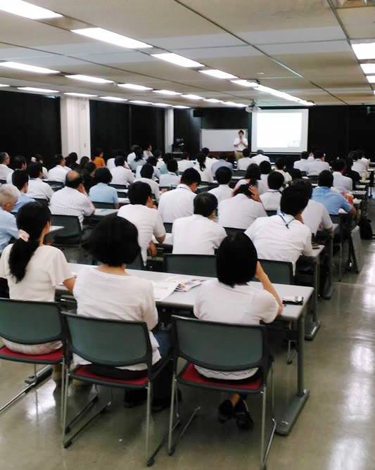 《レポート》8/10(木) 九州地方整備局職員向け ワークライフバランス講習会