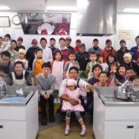 《レポート》11/18(土) 父と子のお料理教室「パパッと作っちゃお!〜第5回 長浜鮮魚市場で作ろうぜ!!〜」