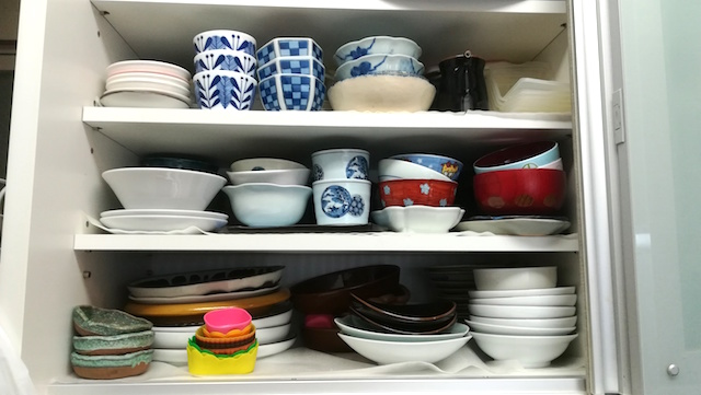 料理スキルをあげるなら、まずお皿洗い!!