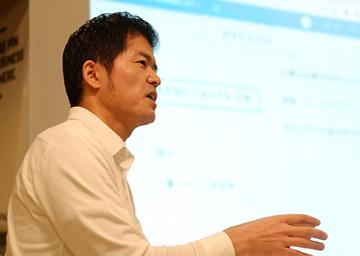 【代表理事】川添祐樹(カワゾエユウキ)